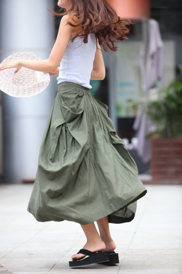 maxi skirt outfit (72)