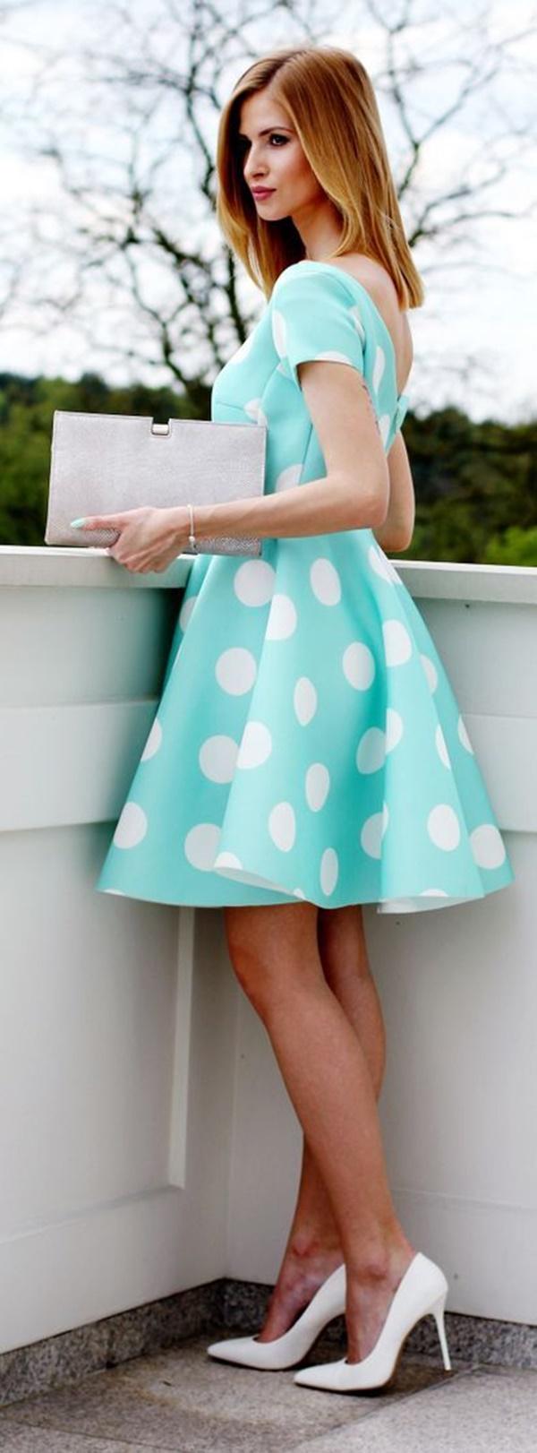 polka dots outfits (13)