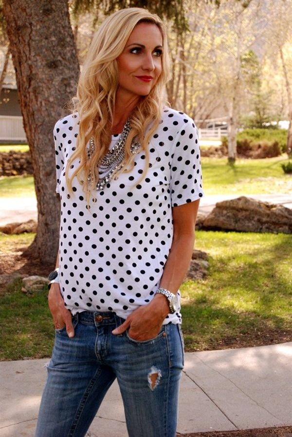 polka dots outfits (29)