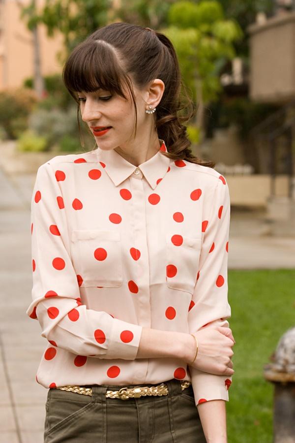 polka dots outfits (35)