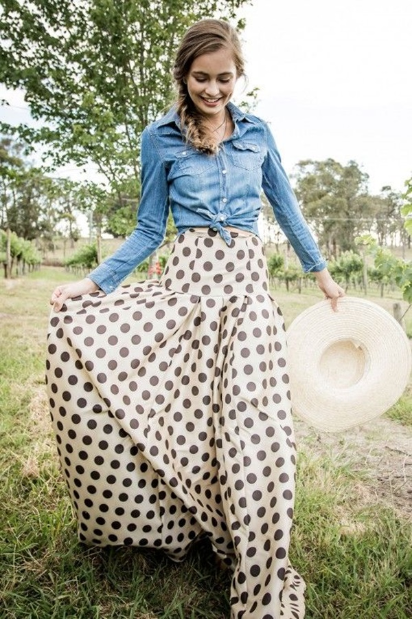 polka dots outfits (7)
