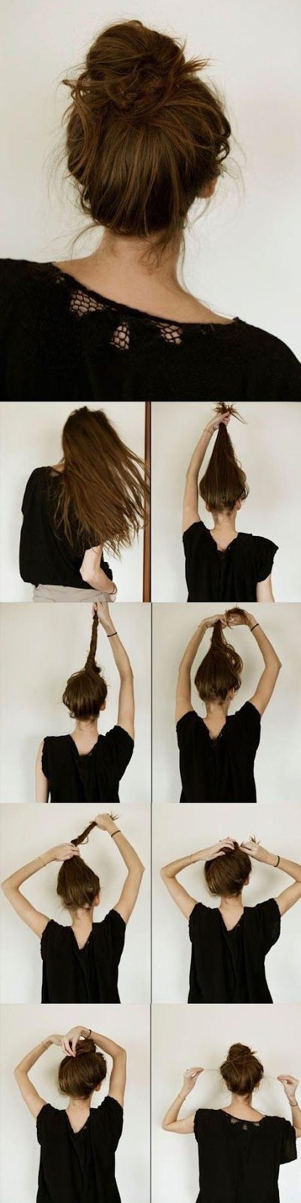 messy-bun-hairstyles-23