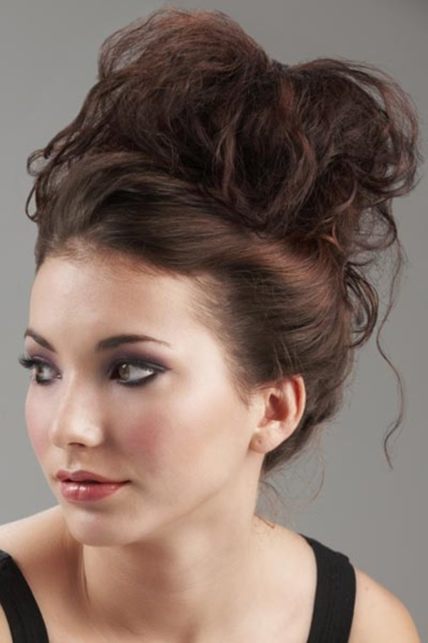 Home Improvement Messy Hairstyles For Medium Hair Hairstyle