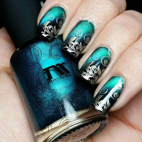 99 Best Sexy Chrome Nail Art Designs For 2018