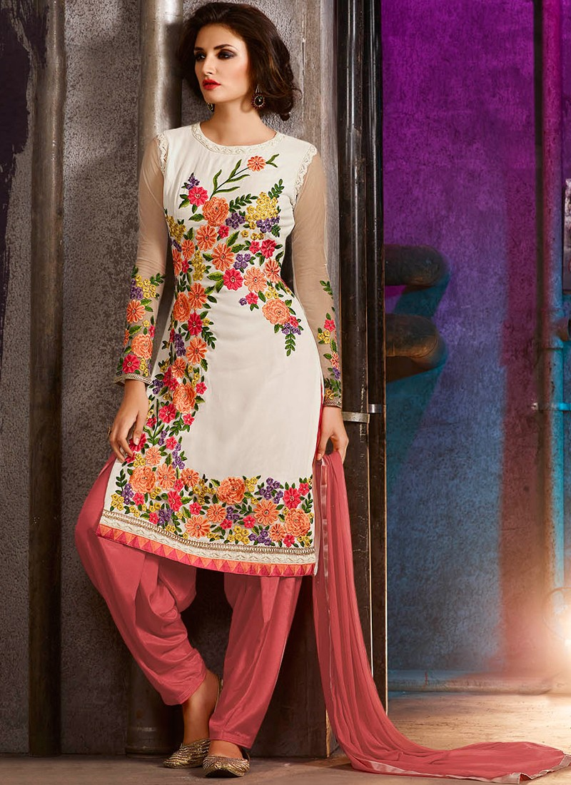 15 latest patiala salwar suit designs for girls styles