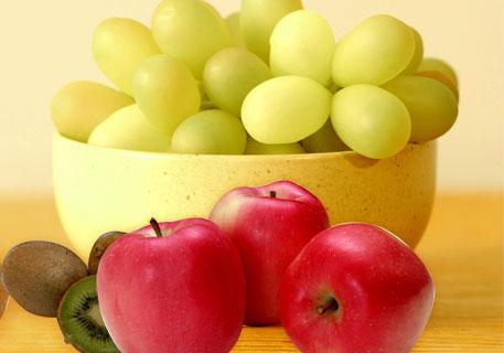 apple grapes
