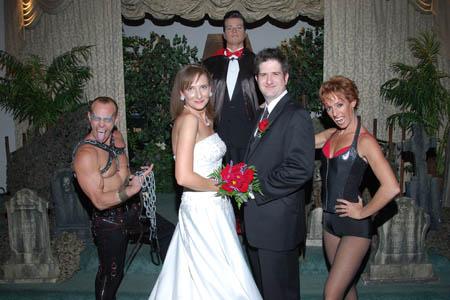 Halloween Themed American Weddings