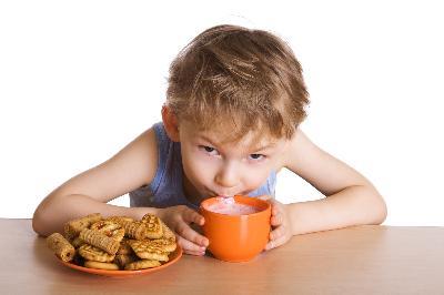 kids on the paleo diet