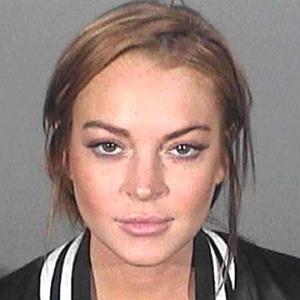 Lindsay Lohan 2013 Mugshot