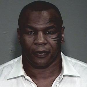 Mike Tyson 2007 Mugshot