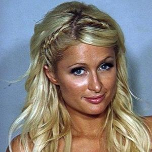 Paris Hilton 2010 Mugshot
