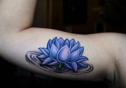 blue-lotus-tattoo