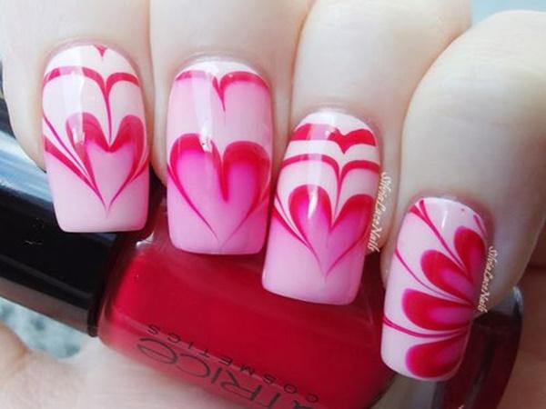 marble nail art designs (106)