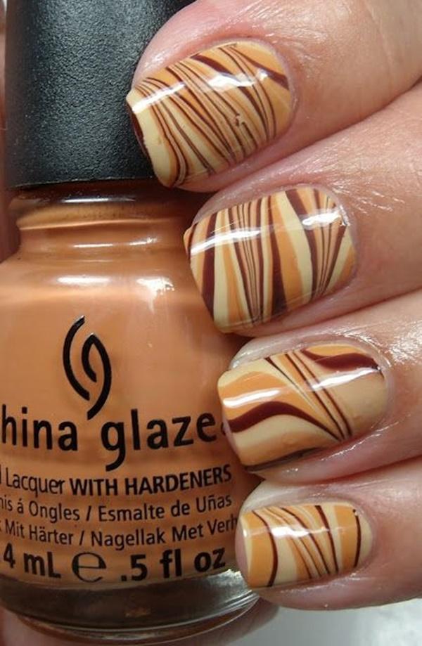 marble nail art designs (39)