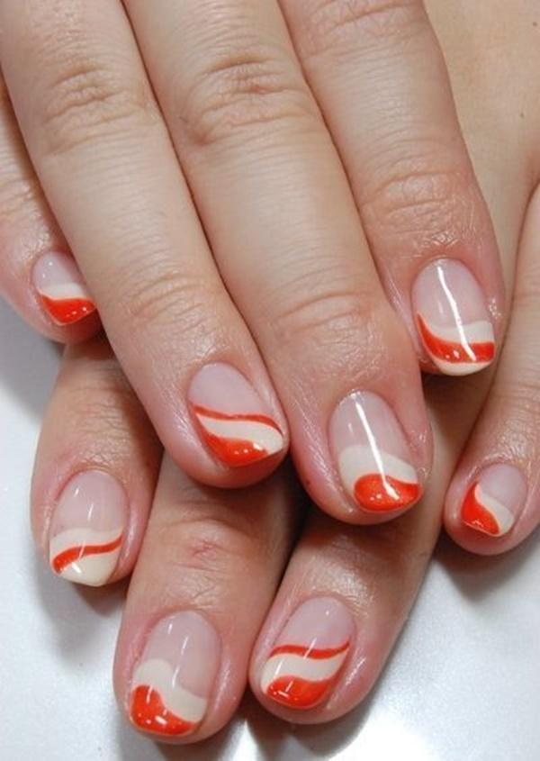marble nail art designs (40)