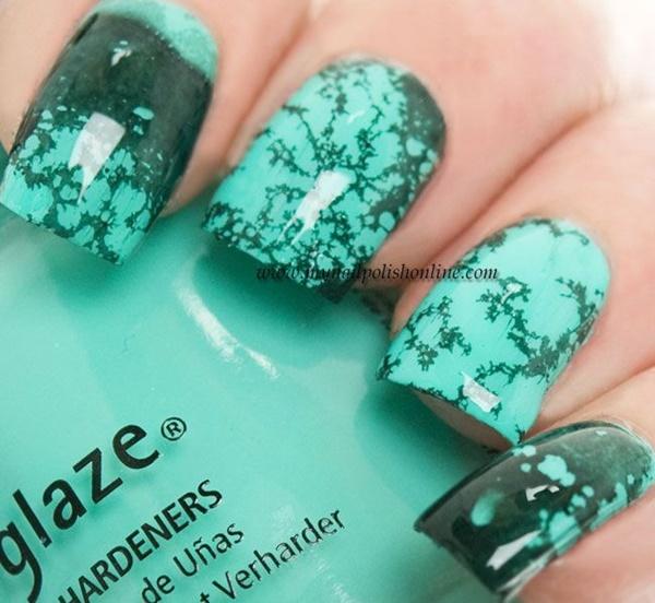 marble nail art designs (73)