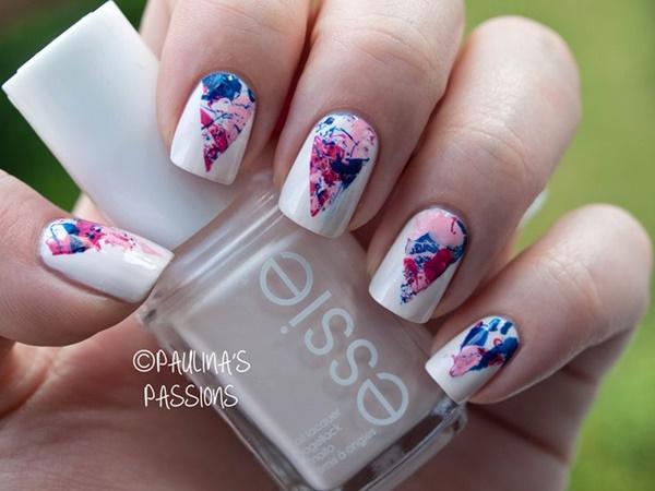 marble nail art designs (82)