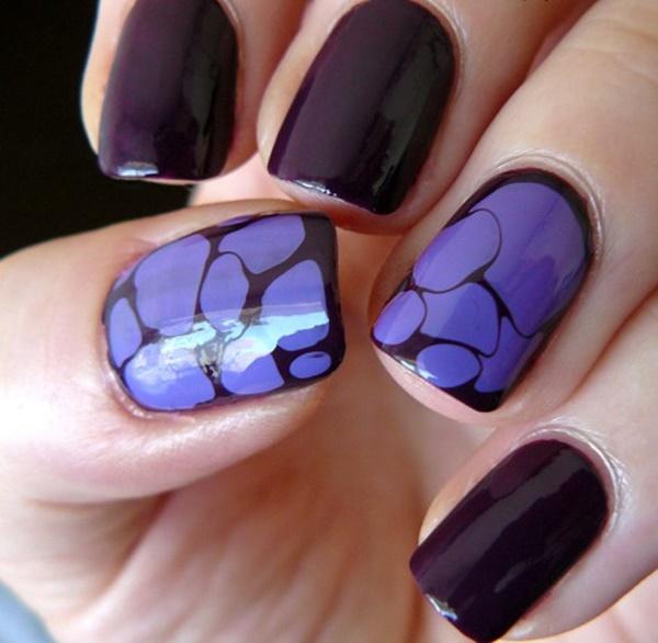 marble nail art designs (89)