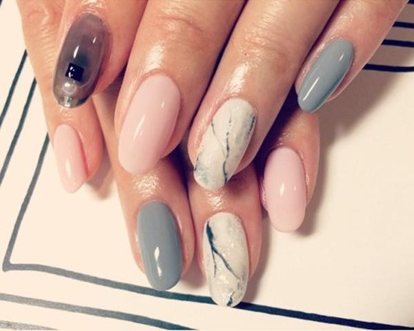 marble nail art designs (96)