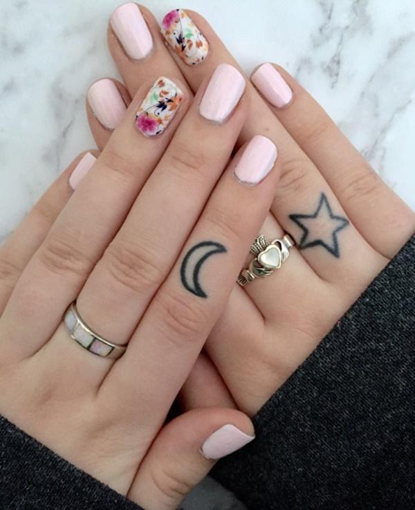 marble nail art designs (98)