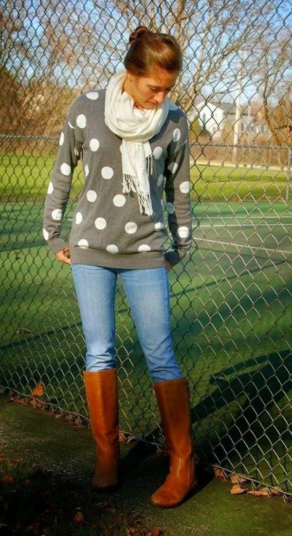 polka dots outfits (2)