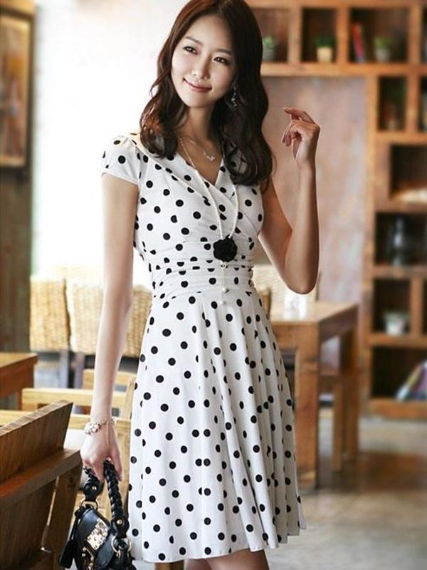 polka dots outfits (25)