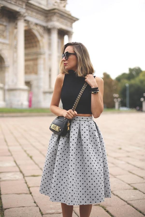 polka dots outfits (3)