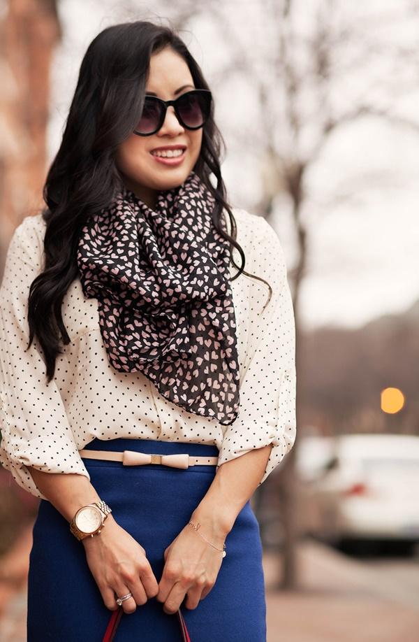 polka dots outfits (34)