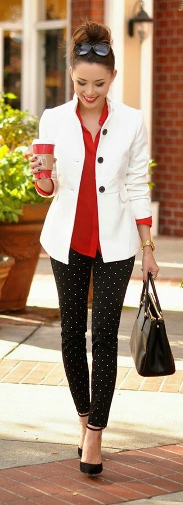 polka dots outfits (9)