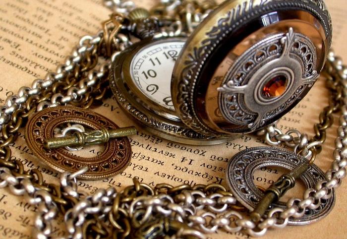 4. pocket watch