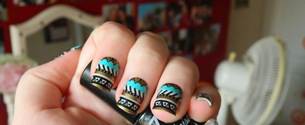 aztec-nail-art-1
