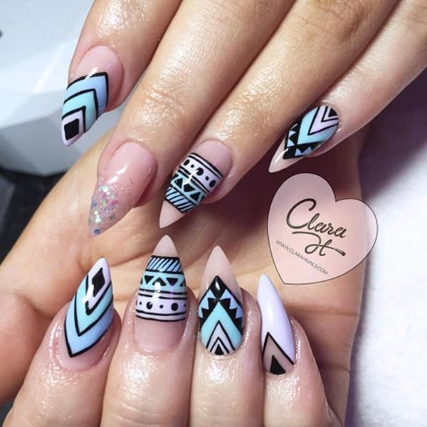 aztec-nail-art-101