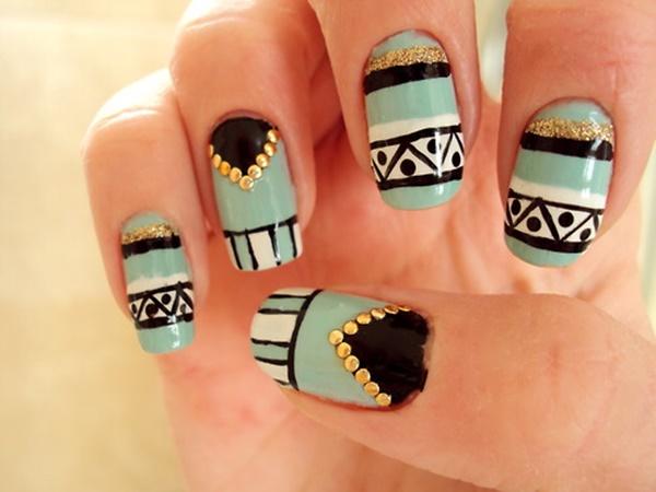 aztec-nail-art-2