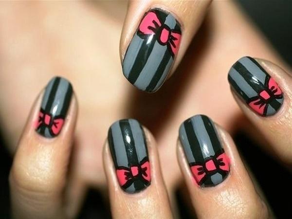 bow-nail-art-designs-26