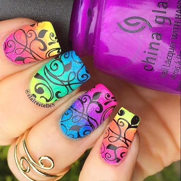 raibow-nail-art-designs-58
