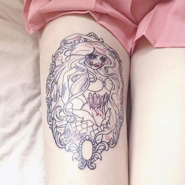 thigh-tattoo-ideas-78