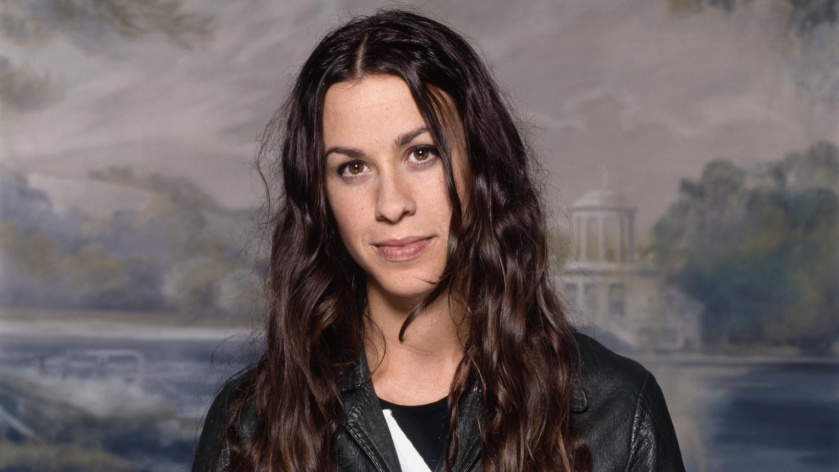 Anorexic Celebrities - Alanis Morissette