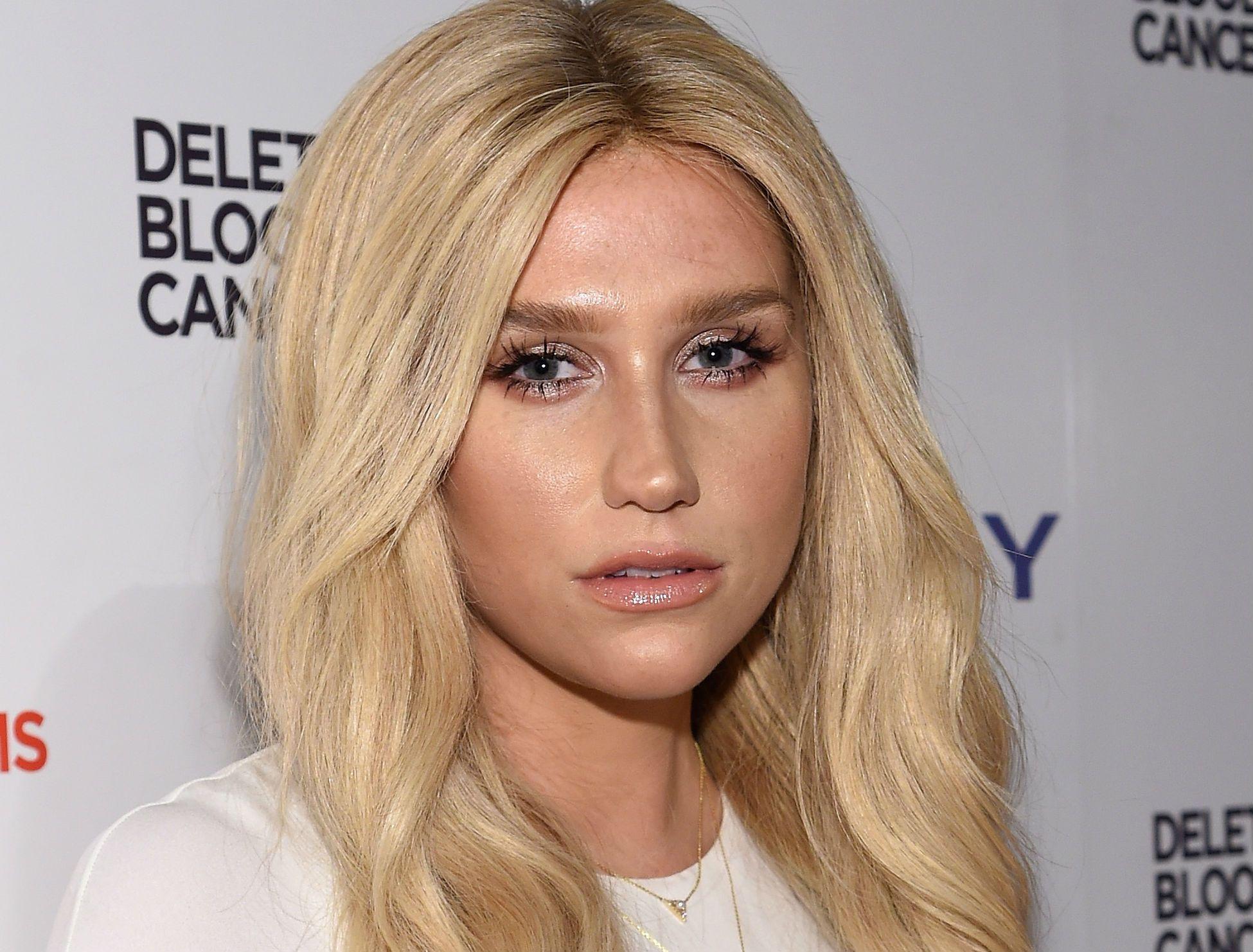 Anorexic Celebrities - Kesha