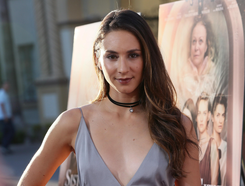 Anorexic Celebrities - Troian Bellisario