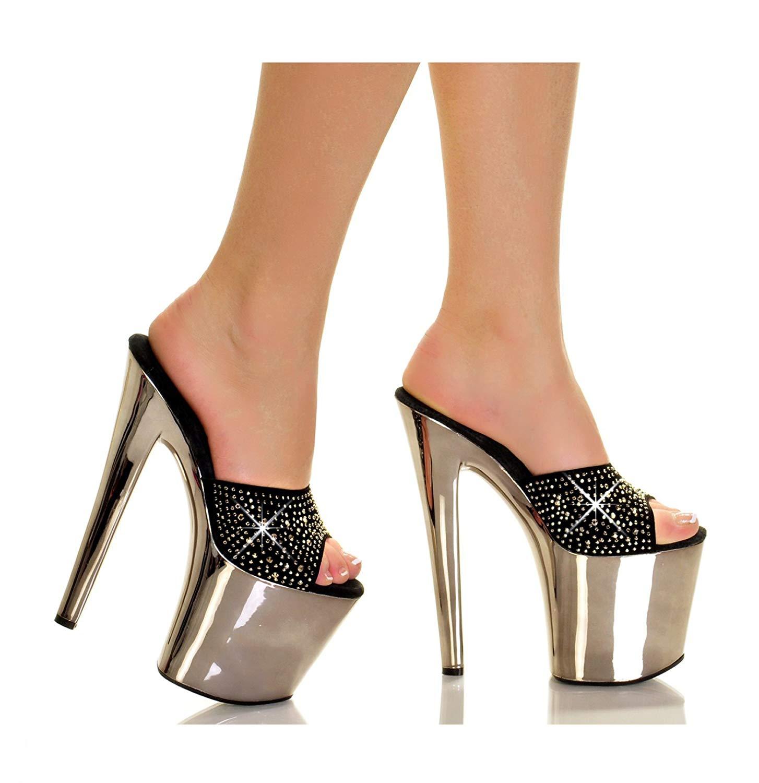 Espadrille Heels