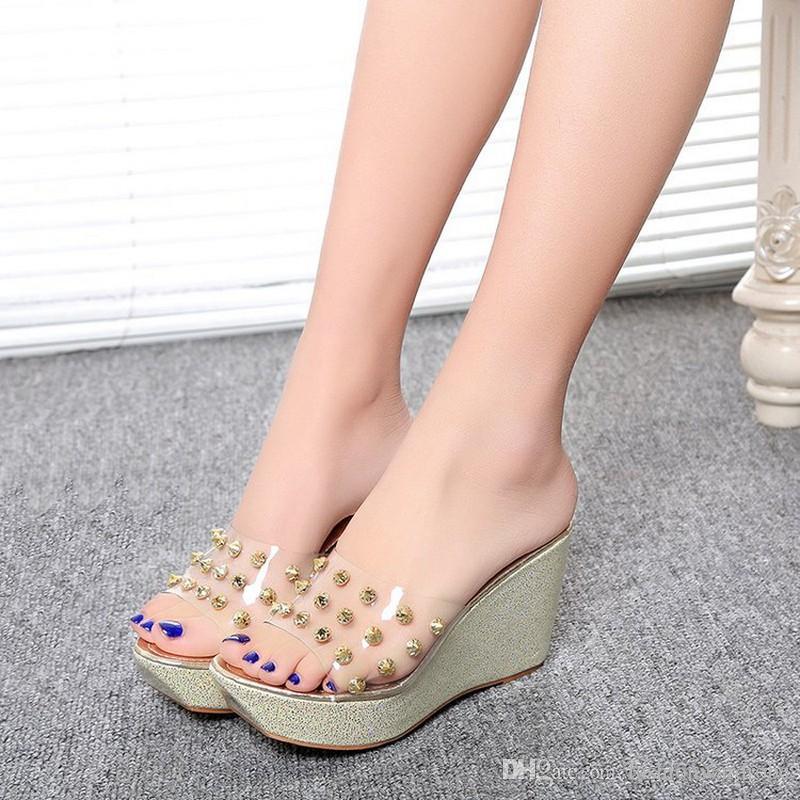 Wedges heel