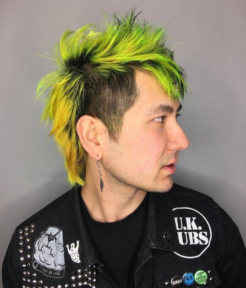 65+ Best Mullet Hairstyles for Men In 2019
