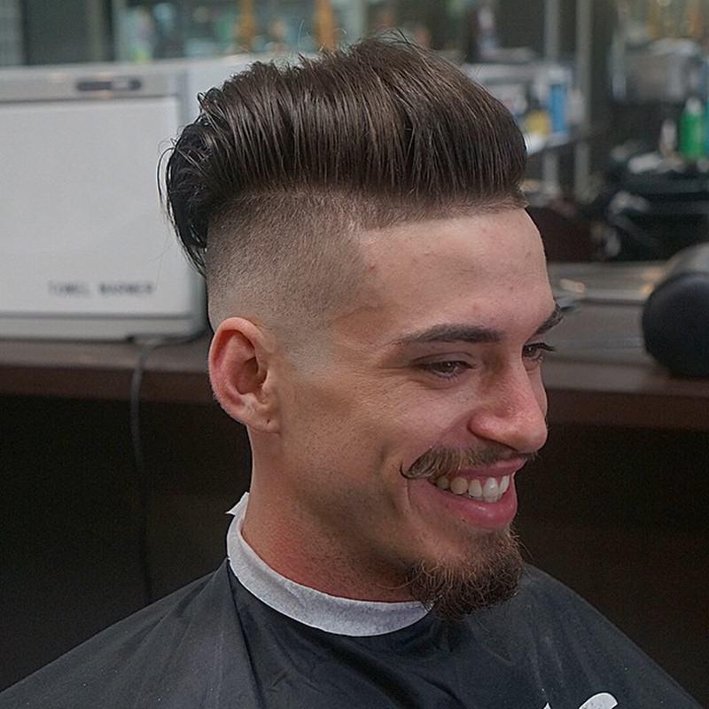 160+ Reinassance Pompadour Hairstyles for Men