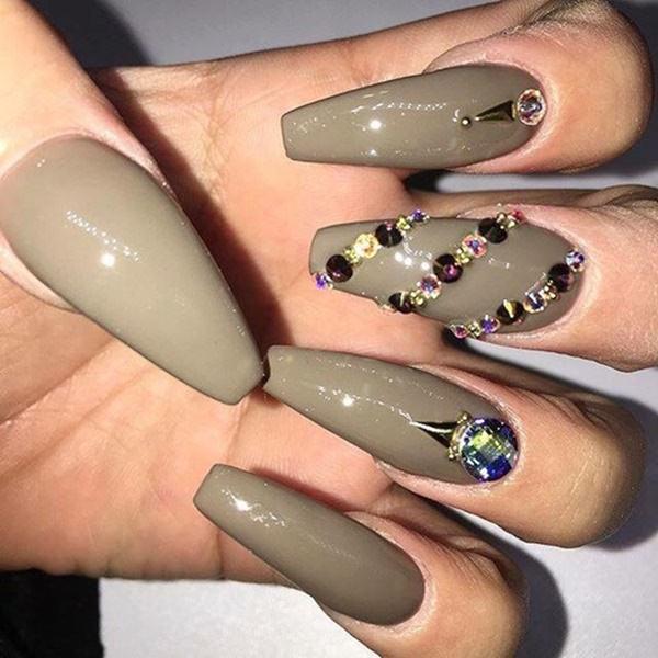 121 Gorgeous Acrylic Nail Ideas All Women Love
