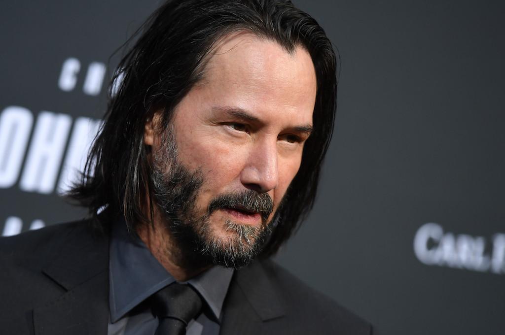 Keanu Reeves Featured Image