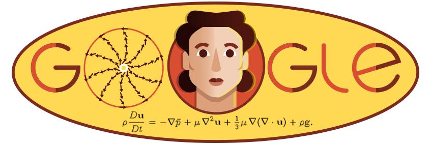 Olga Ladyzhenskaya google