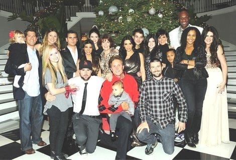 Jenner and Kardashian Family