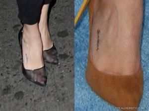 selena-gomez-sunshine-foot-tattoo